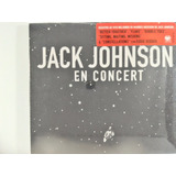 Cd Jack Johnson En Concert Digipack   Lacrado   N6