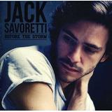 Cd Jack Savoretti Before The Storm