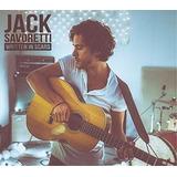 Cd Jack Savoretti Written In Scars