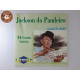 Cd Jackson Do Pandeiro Casca De Couro   Ganha Capa Nova B3