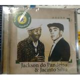 Cd Jackson Do Pandeiro E Jacinto Silva Novo Lacrado