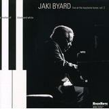 Cd Jaki Byard A Matter Of Black And White