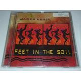 Cd James Asher   Feet In The Soil   New Earth 1996 Importado