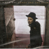 Cd James Bay   Chaos And The Calm   Novo Lacrado