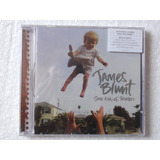 Cd James Blunt   Some Kind Of Trouble  2010  Novo Lacrado