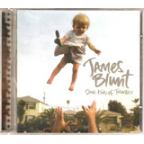 Cd James Blunt   Some King Of Trouble   Novo