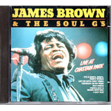 Cd James Brown   & The Soul G s