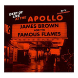 Cd James Brown   Best Of:50 Th An   Live At  948870