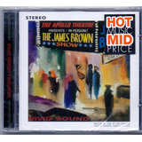 Cd James Brown   Live At The Apollo   1962     Novo