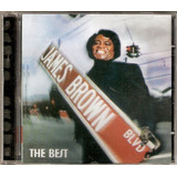 Cd James Brown   The Best   Novo