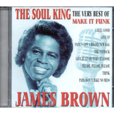 Cd James Brown   The Very Best Of Make It Funk