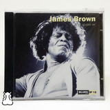 Cd James Brown At Studio 54 Mestres Blues 12 Funk Soul Novo
