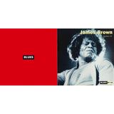 Cd James Brown At Studio 54 Mestres Do Blues 12 1996 Novo