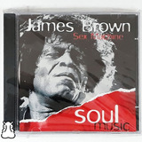 Cd James Brown Sex Machine Sou Music Novo