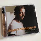 Cd James Morrison The Awakening Nunca Usado Sem Lacre