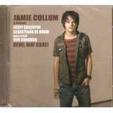 Cd Jamie Cullum   Devil May Care    Novo