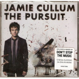 Cd Jamie Cullum   The Pursuit   Novo