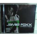 Cd Jamie Foxx Unpredictable  Black Pop Rnb Funk Importado