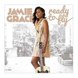 Cd Jamie Grace Ready To Fly  2014  Lacrado Original Raridade