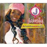 Cd Jamily   Arumbacomballé