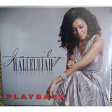 Cd Jamily   Hallelujah   Play back   Original E Lacrado