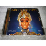 Cd Janelle Monae The Archandroide 2010 Usa