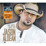 Cd Jason Aldean Old Boots New Dirt: Deluxe