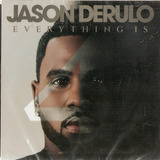Cd Jason Derulo   Everythings Is 4    Novo Lacrado