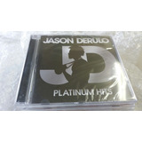 Cd Jason Derulo   Platinum Hits   Tir  Ab   Lacrado