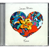 Cd Jason Mraz   Know