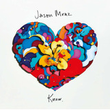Cd Jason Mraz   Know 2018