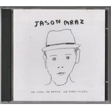 Cd Jason Mraz   We Sing  We Dance  We Steal Things