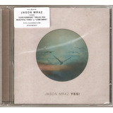 Cd Jason Mraz   Yes    Novo Lacrado