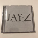 Cd Jay z The Hits Collection Vol  One   Novo  Sem Lacre