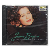 Cd Jeanie Bryson   I Love Being Here With You   Importado