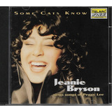 Cd Jeanie Bryson Sings Songs Of Peggy Lee Some Cats Know