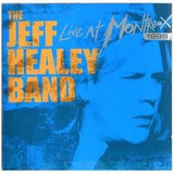Cd Jeff Healey Band Live At Montreux 1999