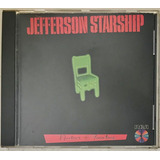 Cd Jefferson Starship Nuclear Furniture 1984 Imp Usa   B7