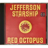 Cd Jefferson Starship Red Octopus Imp Usa   C5