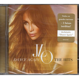 Cd Jennifer Lopez   Dance Again    The Hits
