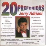 Cd Jerry Adriani   20 Preferidas