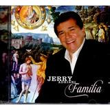 Cd Jerry Adriani Família   Novo Original