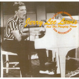 Cd Jerry Lee Lewis   25 All Time Greatst Sun   Novo