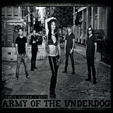 Cd Jessie Wagner Army Of The Underdog Importado