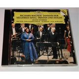 Cd Jessye Norman Karajan Richard Wagner Tristão E Isolda