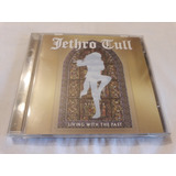 Cd Jetro Tull   Living With The Past   Novo
