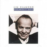 Cd Jim Diamond   Sugarolly Days  phd   usado otimo