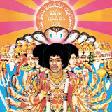Cd Jimi Hendrix   Axis: Bold As Love  cd   Dvd