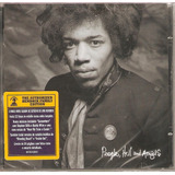 Cd Jimi Hendrix   People  Hell And Angels