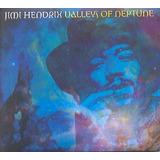 Cd Jimi Hendrix   Valleys Of Neptune   2010